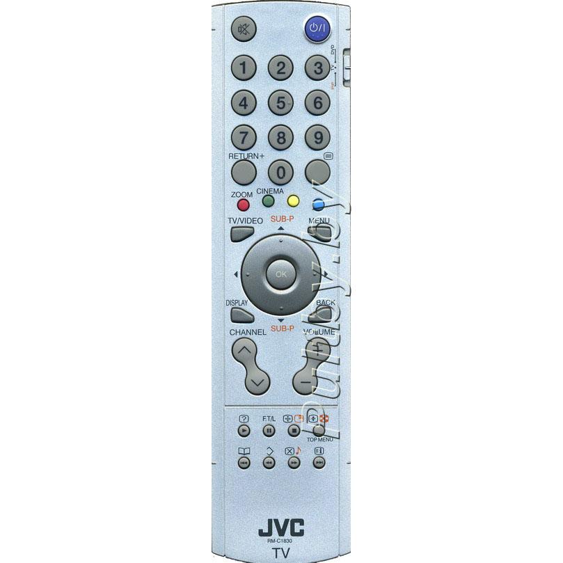 JVC RM-C1830