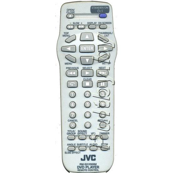JVC RM-SXV069M