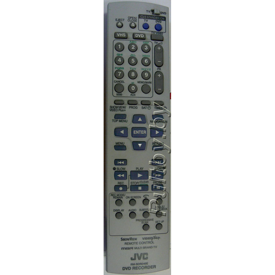 JVC RM-SDR045E