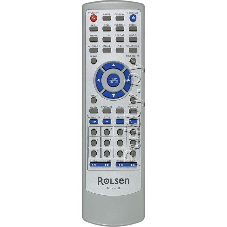 ROLSEN RDV-820 DVD