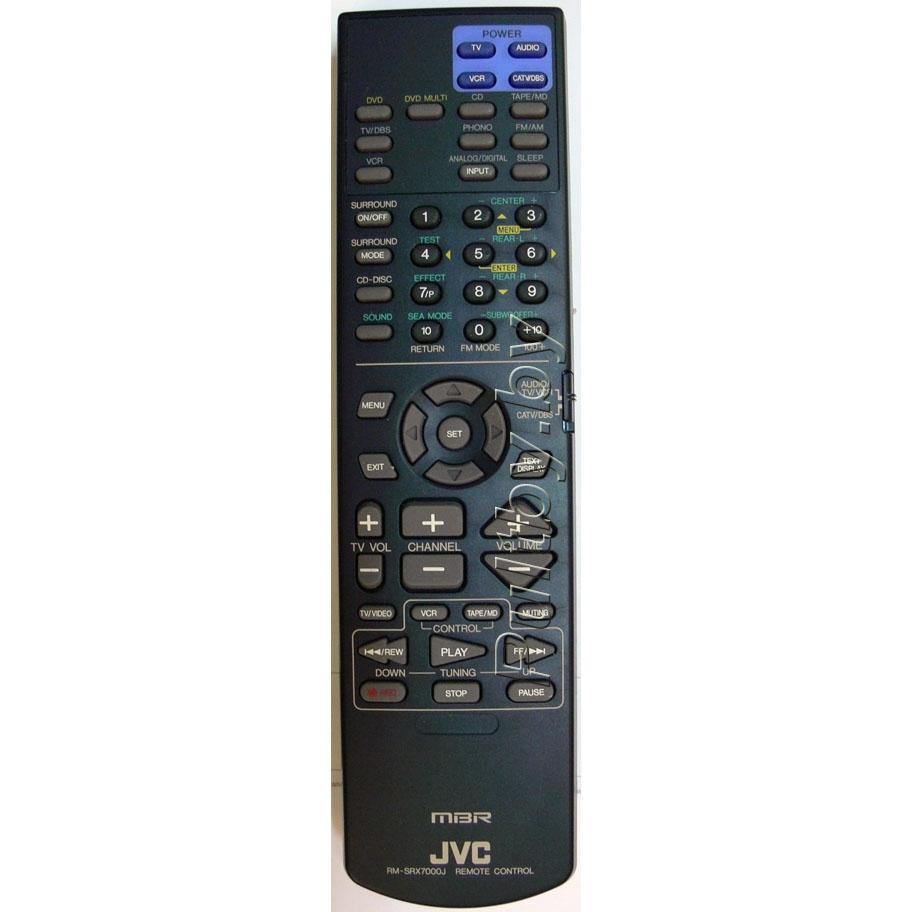 JVC RM-SRX7000J