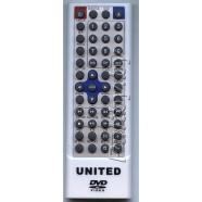 United  DVD-7074/ DVD-7075/ DVD-7077