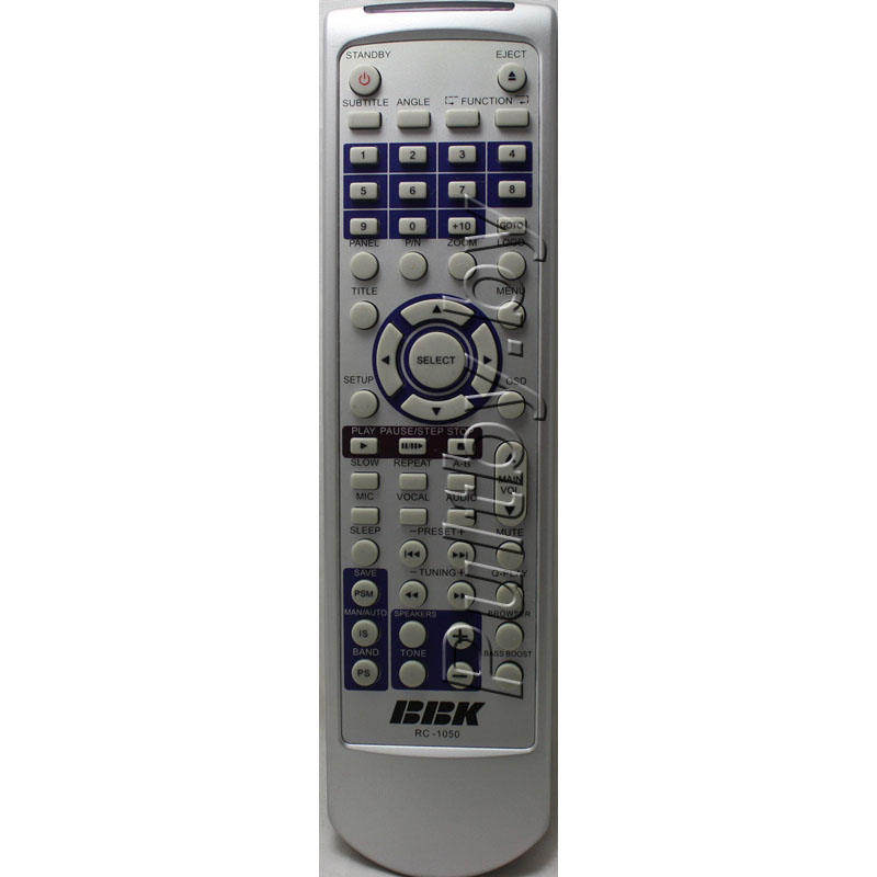 BBK RC-1050