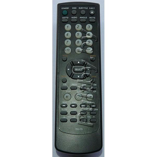 BBK RC-15 DVD