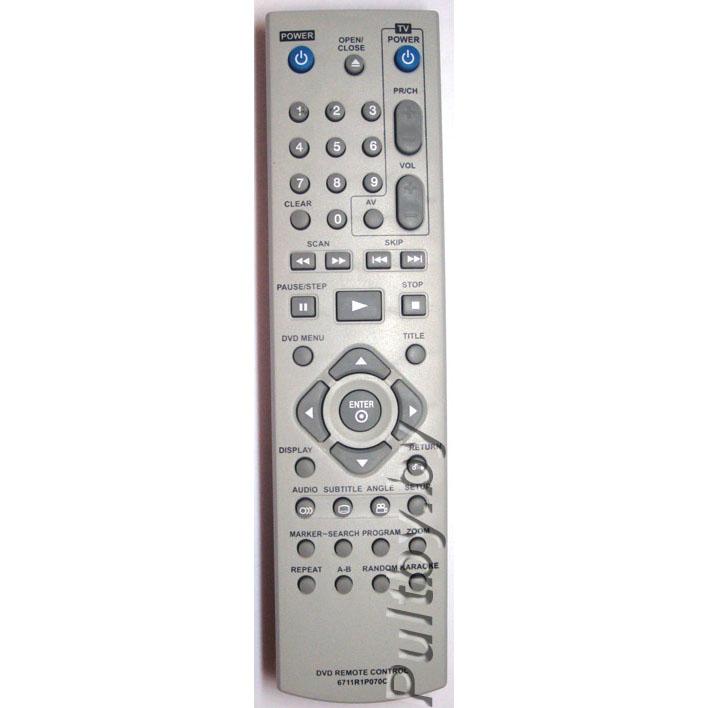 LG  DVD.6711R1P070C