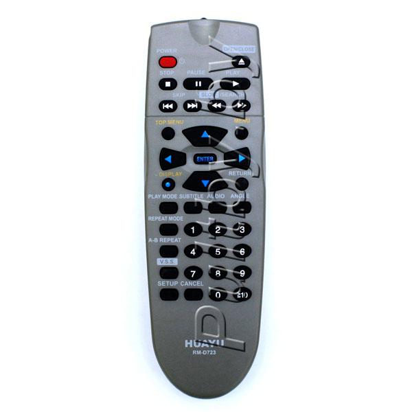 PANASONIC universal RM-D723(корпус типа VEQ2392(2380)) DVD
