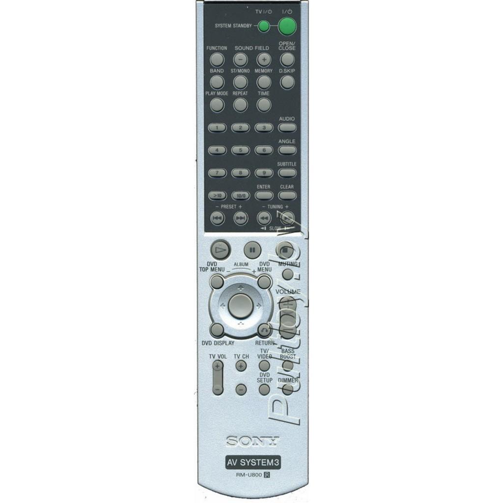 SONY RM-U800