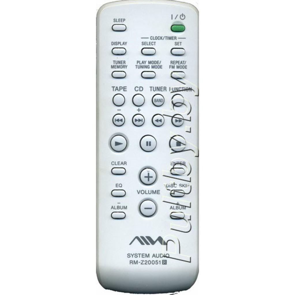 SONY RM-Z20051