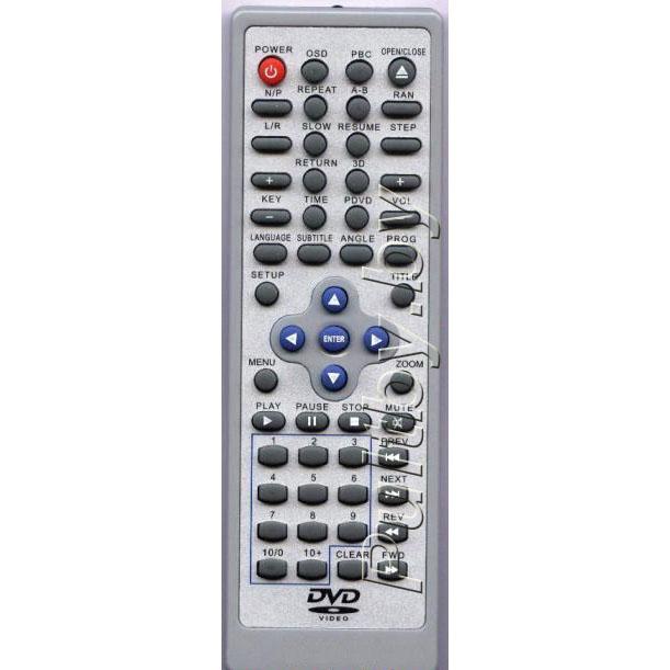 General  CX-501  dvd замена