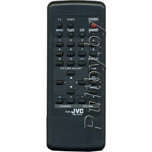 JVC RM-470