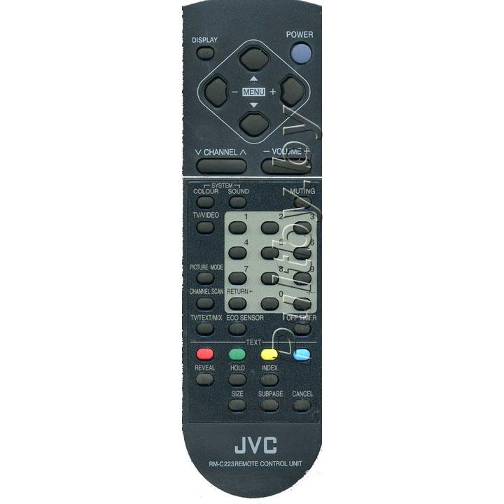 JVC RM-C223