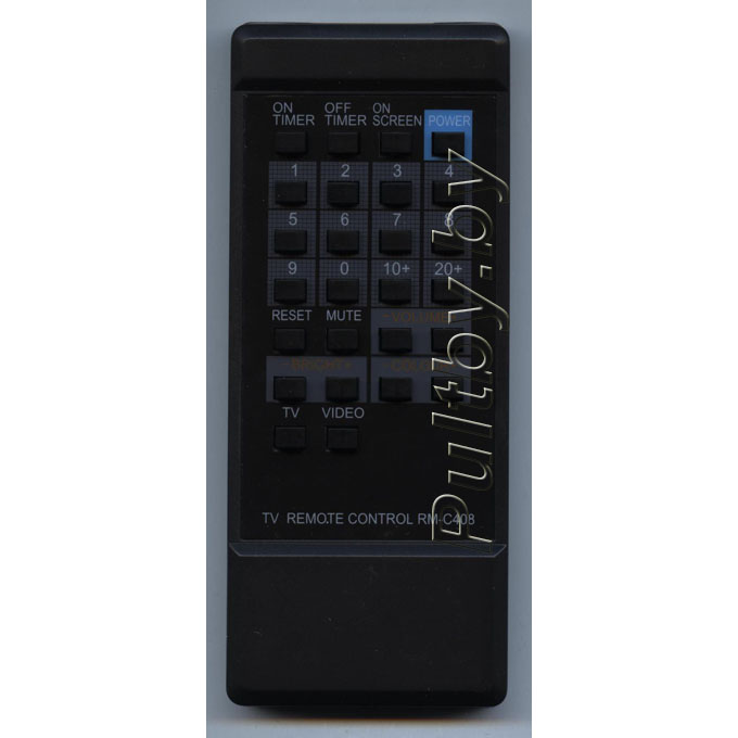 JVC RM-C408