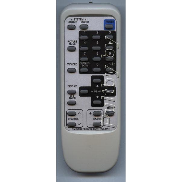 JVC RM-C565 БЕЛ