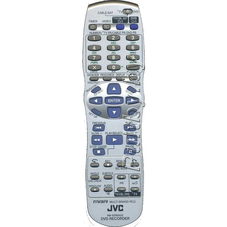 JVC RM-SDR002E