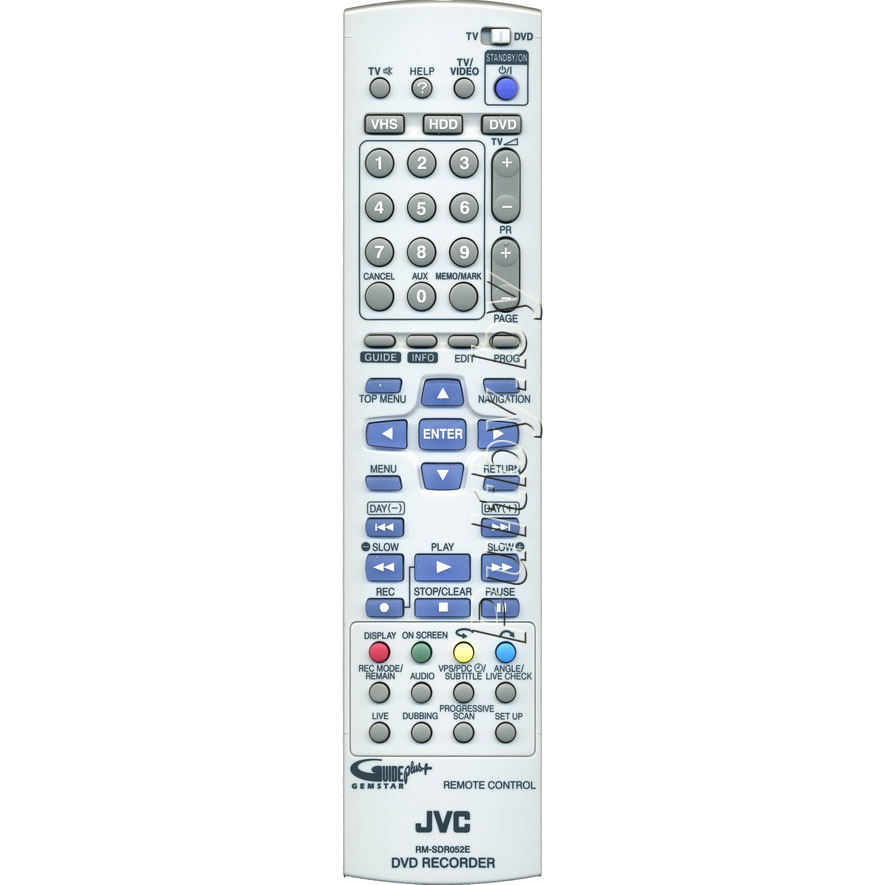 JVC RM-SDR052E