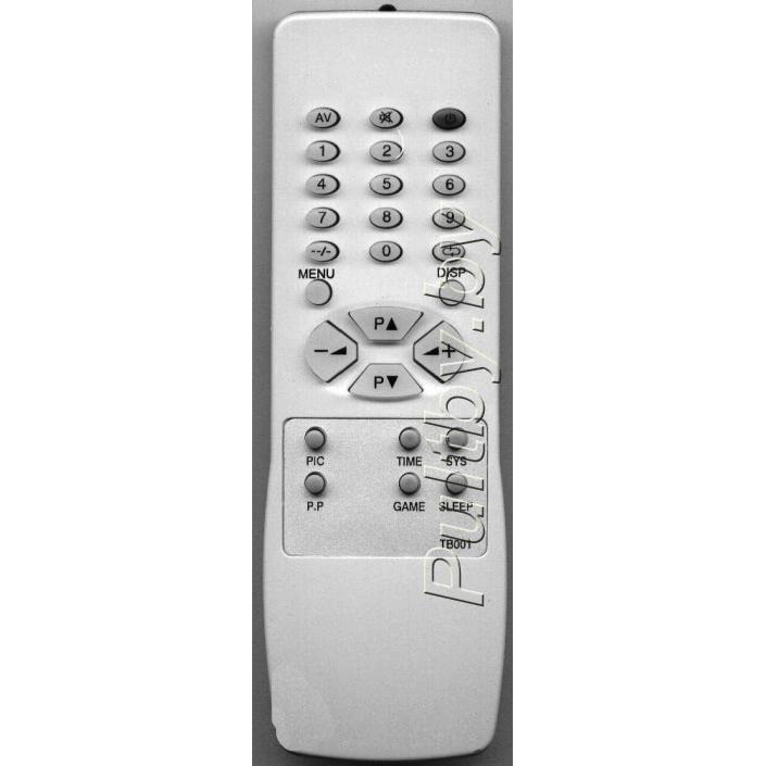 NASH TV001