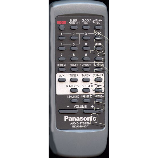 PANASONIC N2QAGB000017