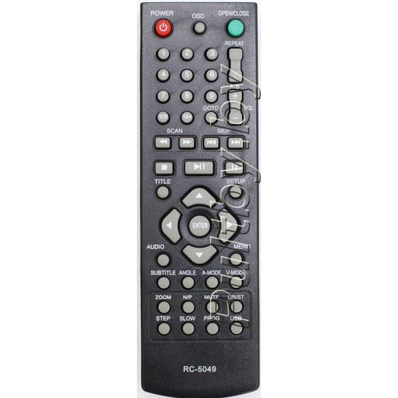 SUPRA DVD RC-5049