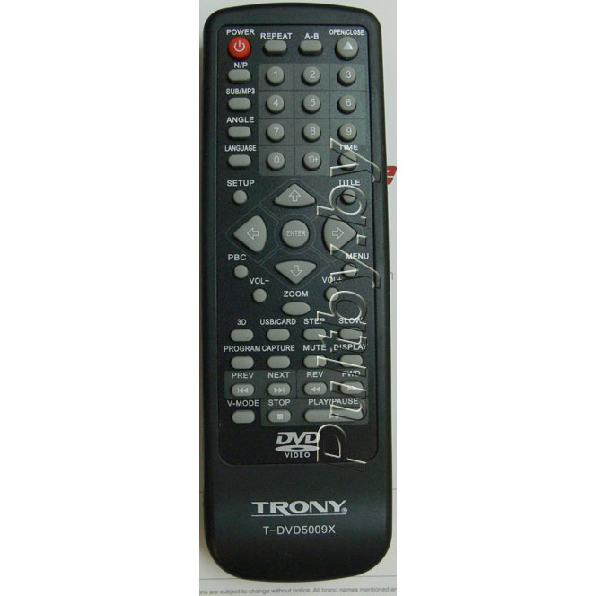 TRONY T-DVD5009X