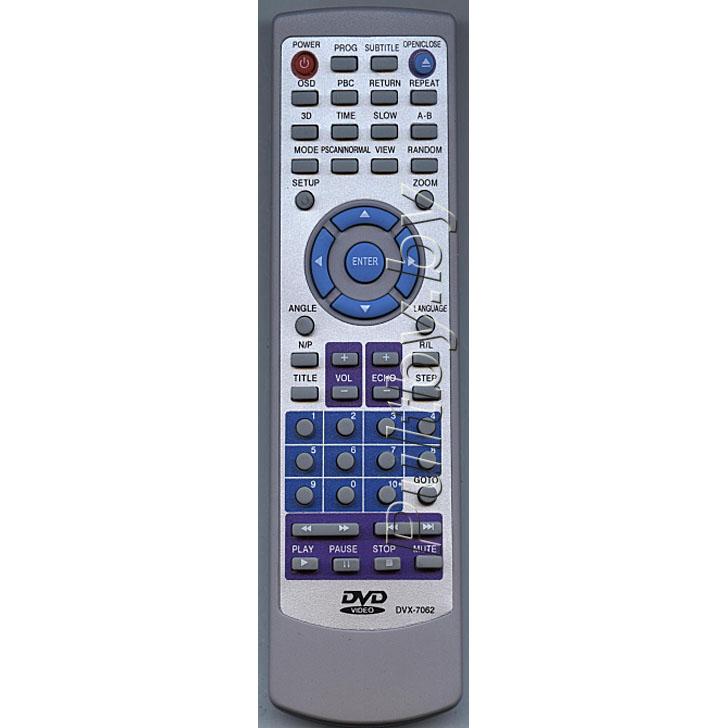 UNITED DVD-7062