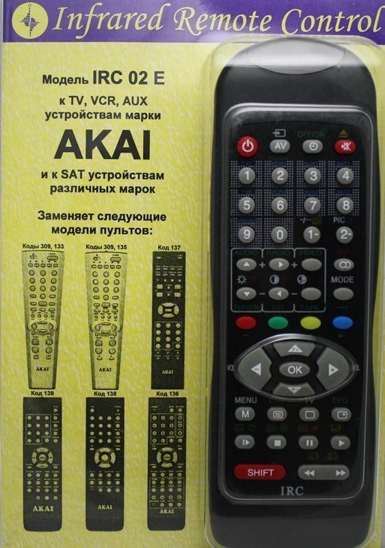 AKAI IRC-02E