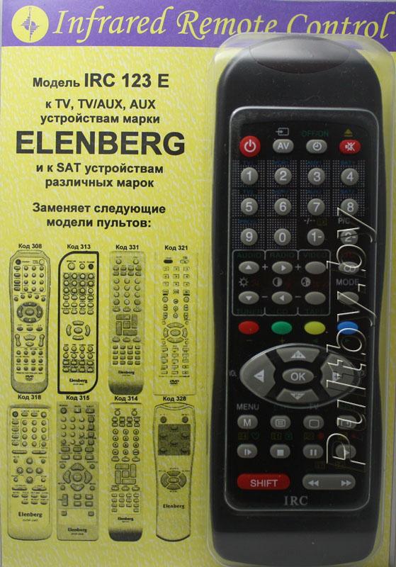 ELENBERG IRC-123E