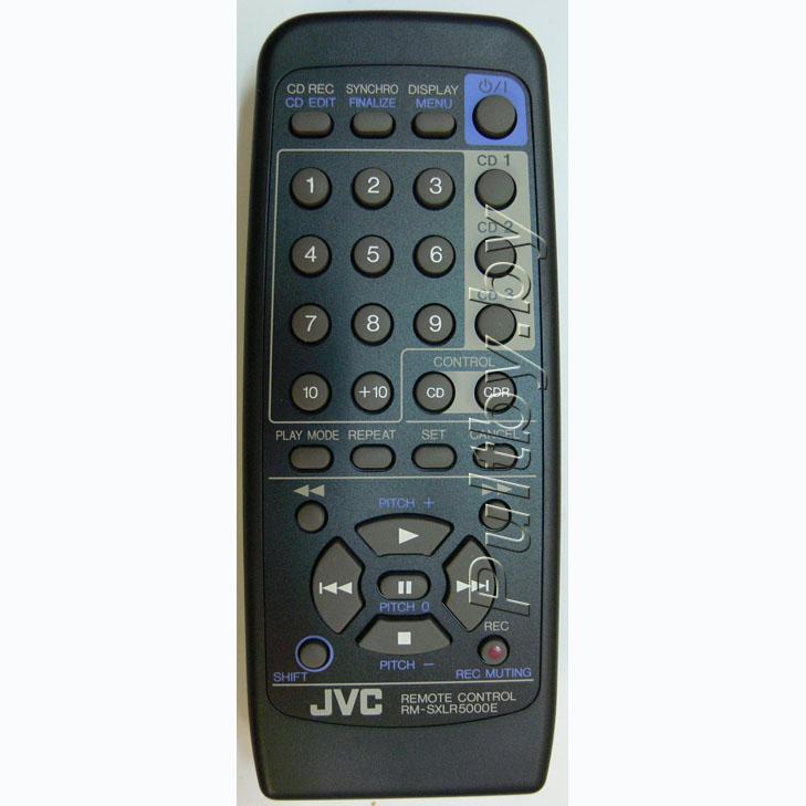 JVC RM-SXLR5000E