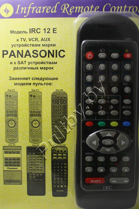 PANASONIC IRC-12 E
