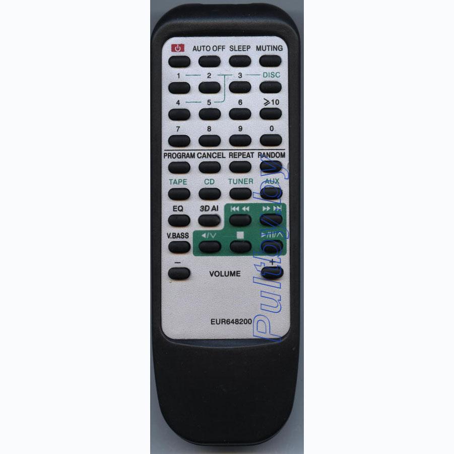 Panasonic EUR648200