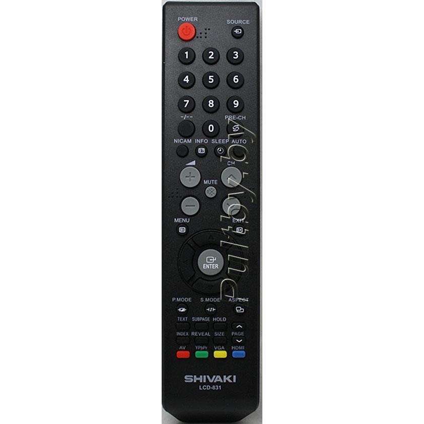 Shivaki LCD-831
