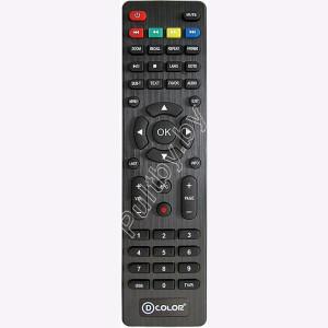 пульт для цифровой приставки DVB-T2  D-