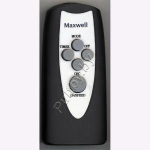 Maxwell MW-3504 BK