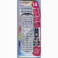 CHUNGHOP RM-L14 (Универсальный обучаемый пульт)
